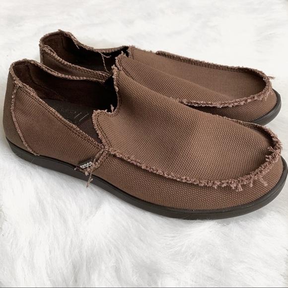 800b87c681de3 Crocs Men s Santa Cruz Loafer Beach Shoes